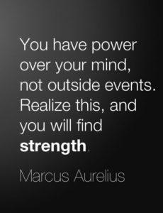 Strength Of Mind Quotes