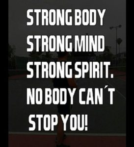 Strong Mind Quotes Wallpaper