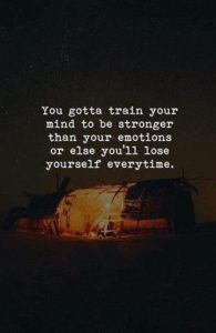 Strong Mind Quotes and Sayings