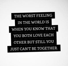 Difficult Love Relationship Quotes