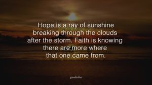 Positive Hope Quotes