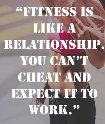 Awesome Gym Quotes