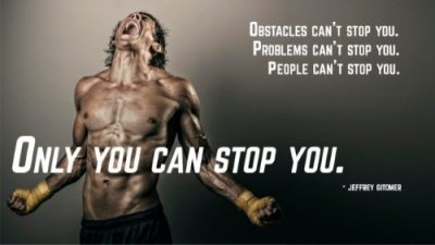 Famous Gym Work Out Quotes