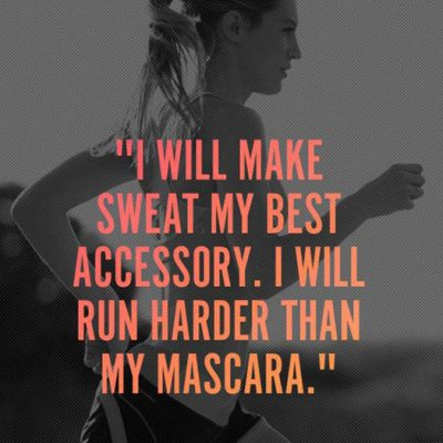 Fitness Quotes for Girls