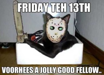 Friday the 13th Meme