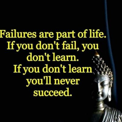 Buddha Quotes To Overcome Failure