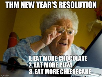 Cute Resolutions Meme