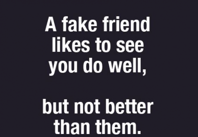 Fake Friendship Drama Quotes