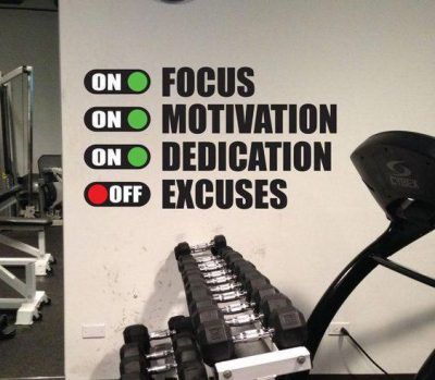 Famous Gym Motivation Quotes