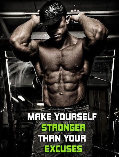 Fitness Quotes for Motivation