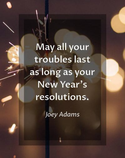 Funny New Years Eve Quotes