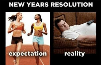 Gym New Year Resolution Memes