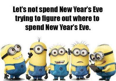 Happy New Year Funny Quotes