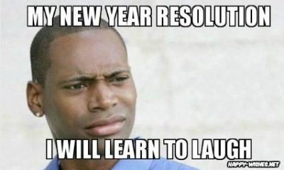 Happy New Year Resolution