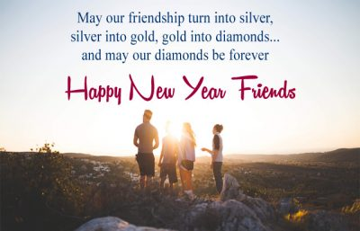 Heart-touching New Year Wishes For Friends
