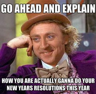 Hilarious New Year Memes