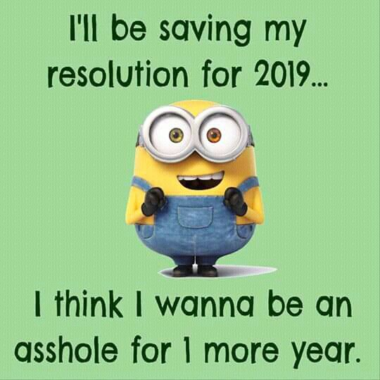70+ Funny New Year\'s Resolutions that\'ll Make You Laugh