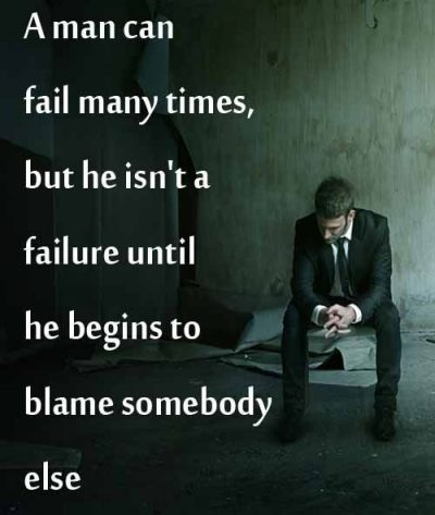 Inspirational Quotes To Overcome Failure