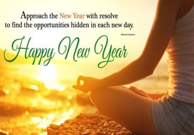 Inspirational Sayings On New Year
