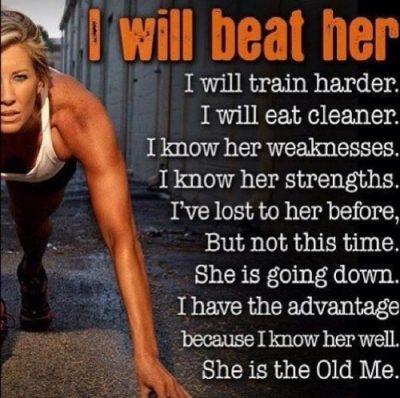 Inspirational Work out Quotes for Women