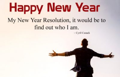 Inspiring New Year Resolution Quotes