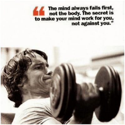 Motivational Quote on Fitness