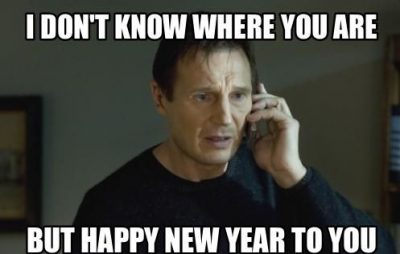 New Year Jokes & Memes