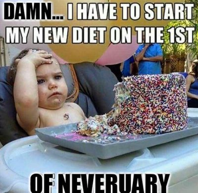New Year's Resolution Meme & Images