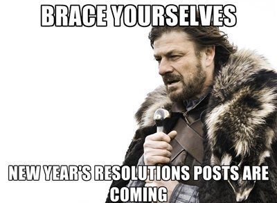 New Year's Resolution Memes
