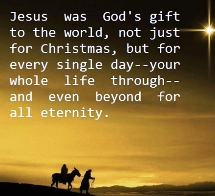 60+ Inspirational Religious Christmas Quotes & Images