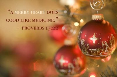 Short Christmas Proverbs