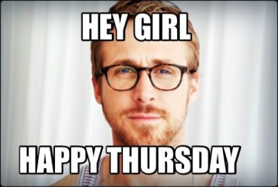 Thursday Memes For Girlfriend