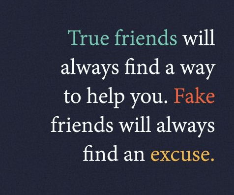 150 Fake Friends Quotes & Fake People Sayings with Images