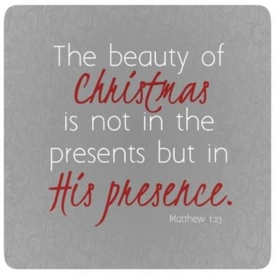 Verses For Christmas