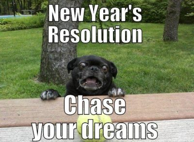 What's Your New Year's Resolution