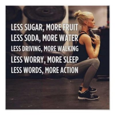 Women Fitness Quotes