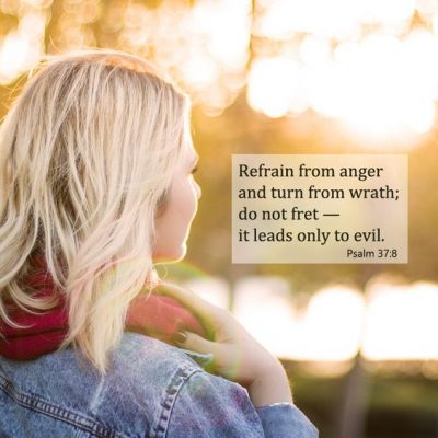 Anger Quotes Inspiring To Have Faith