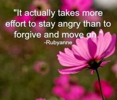 Be Less Angry & More Happy Quotes