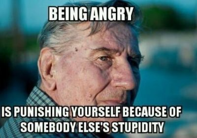 Being Angry Memes