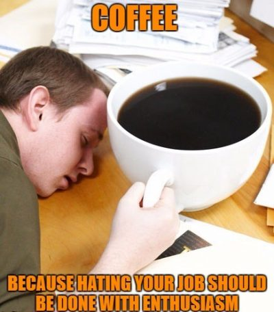 Coffee Morning Sleep Memes
