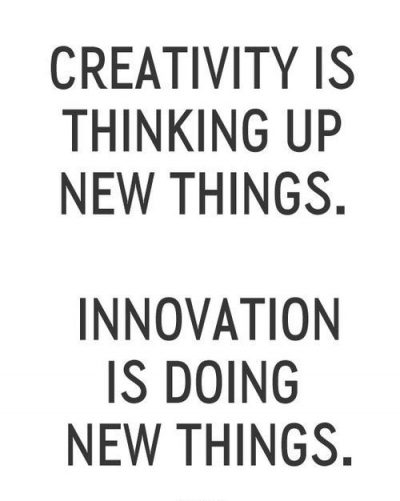 Creativity & Innovation Quotes