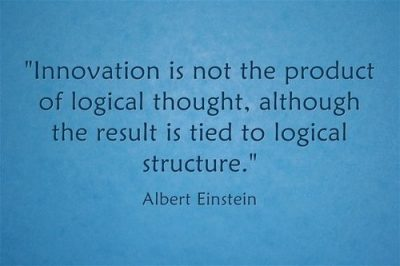 Einstein Quotes On Innovation In Education