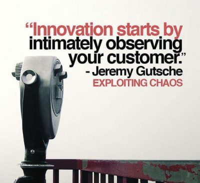 Famous Innovation Sayings