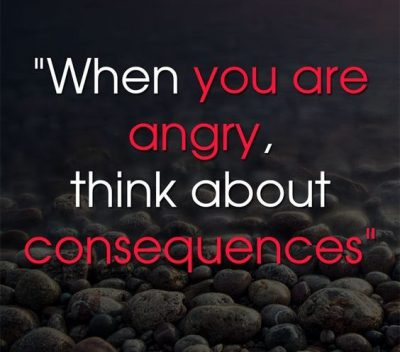 Famous Quotes About Being Angry
