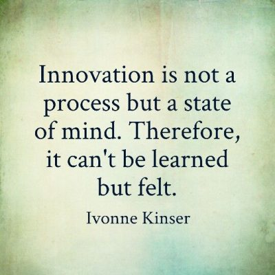 Famous Quotes For Innovation