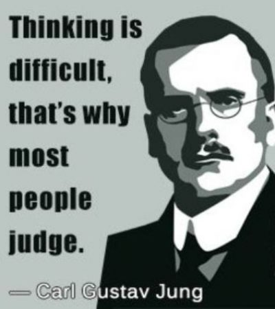 Famous Quotes On Judging People