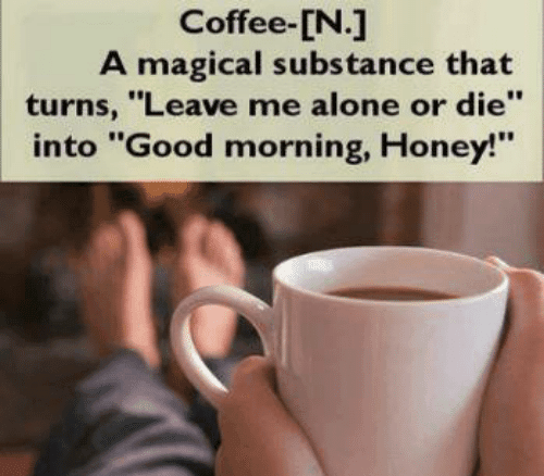 80 Good Morning Coffee Memes Images To Kick Start Your Day