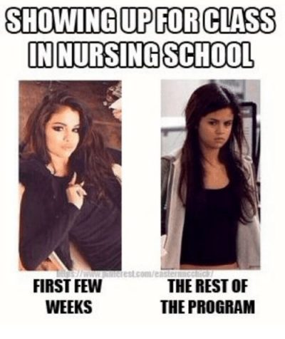 Funny Images Of Nursing School