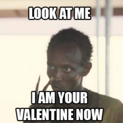 Funny Memes For Friends On Valentine Day