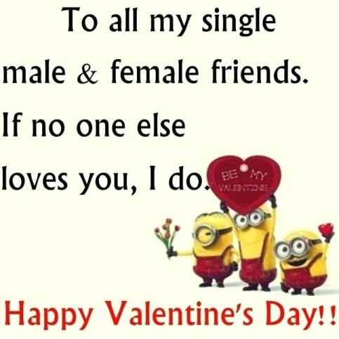 75 Valentine Day\'s Quotes, Messages & Images For Friends